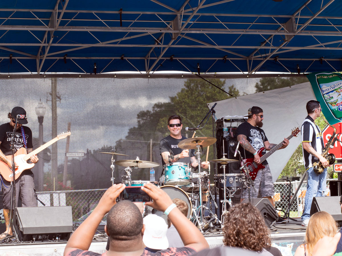 Hurricane Party in Sanford FL