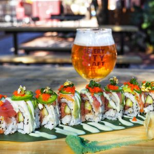 Award Winning Sushi and Korean Street Fare from Sushi and Seoul