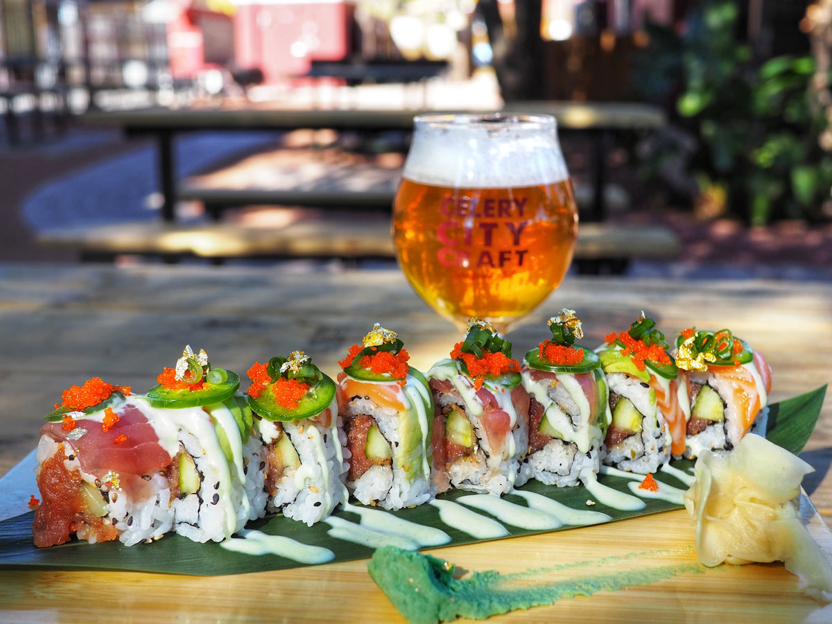 Sushi & Seoul Sanford, FL