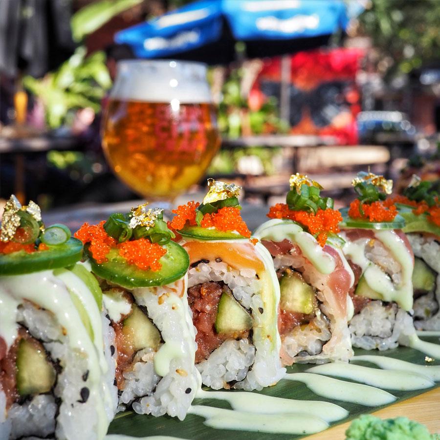 Sushi and Craft Beer Sanford FL