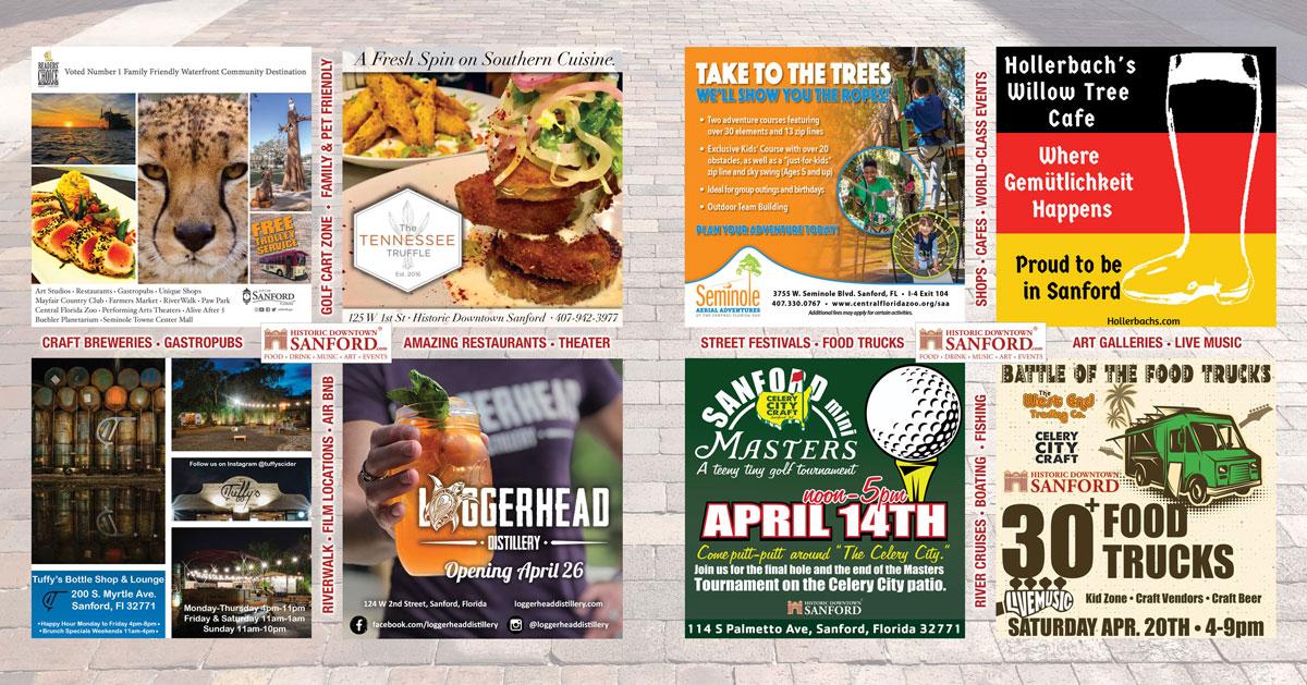 Orlando Weekly Sanford Marketing Ads
