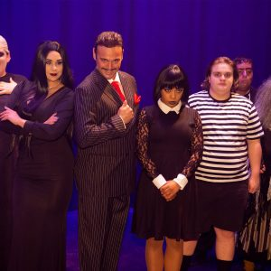 Mysterious & Spooky Altogether Kooky, The Addams Family Comes to The Ritz Theater