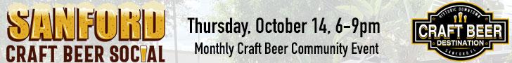 Sanford Craft Beer Social