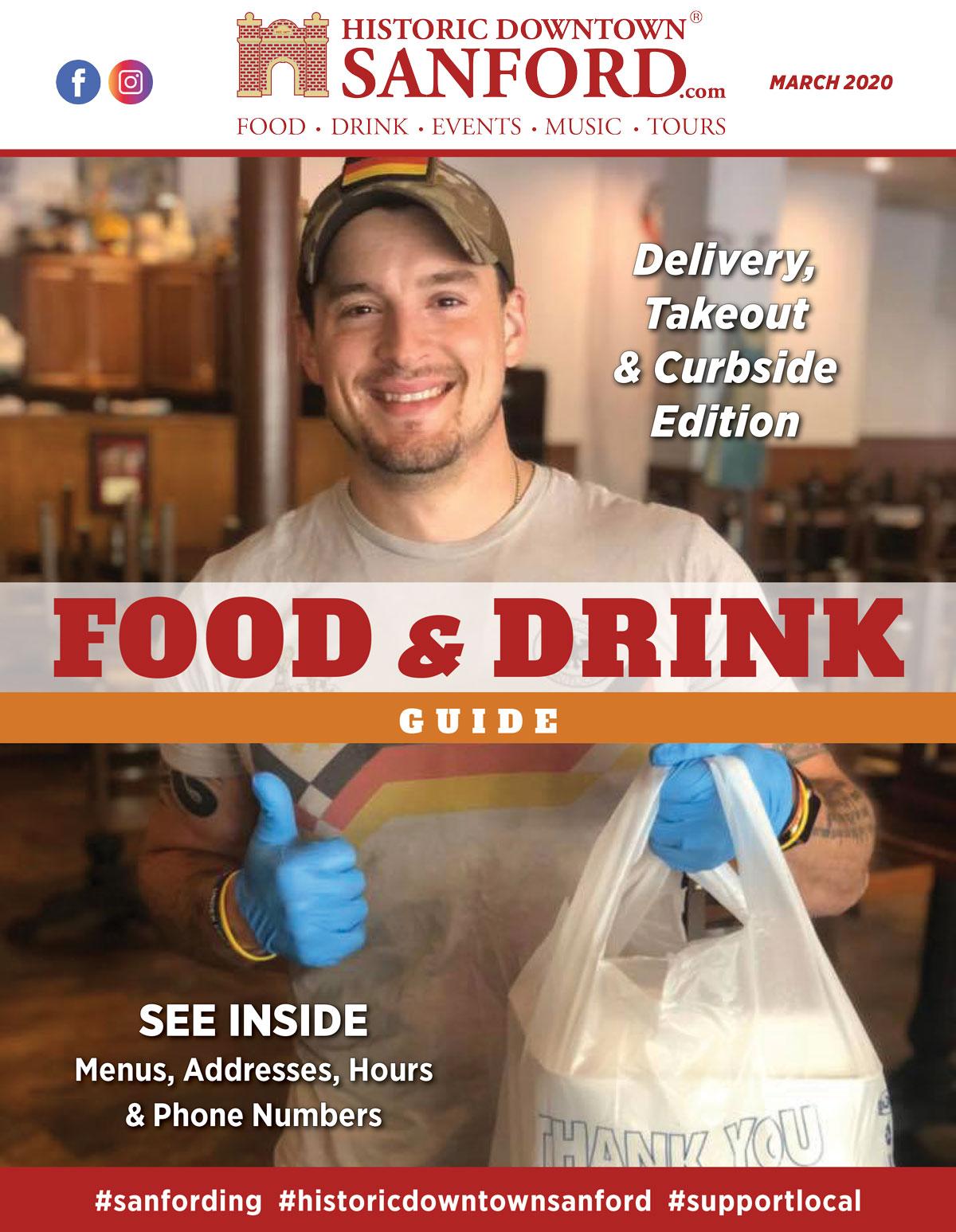 Sanford Florida Food & Drink Guide