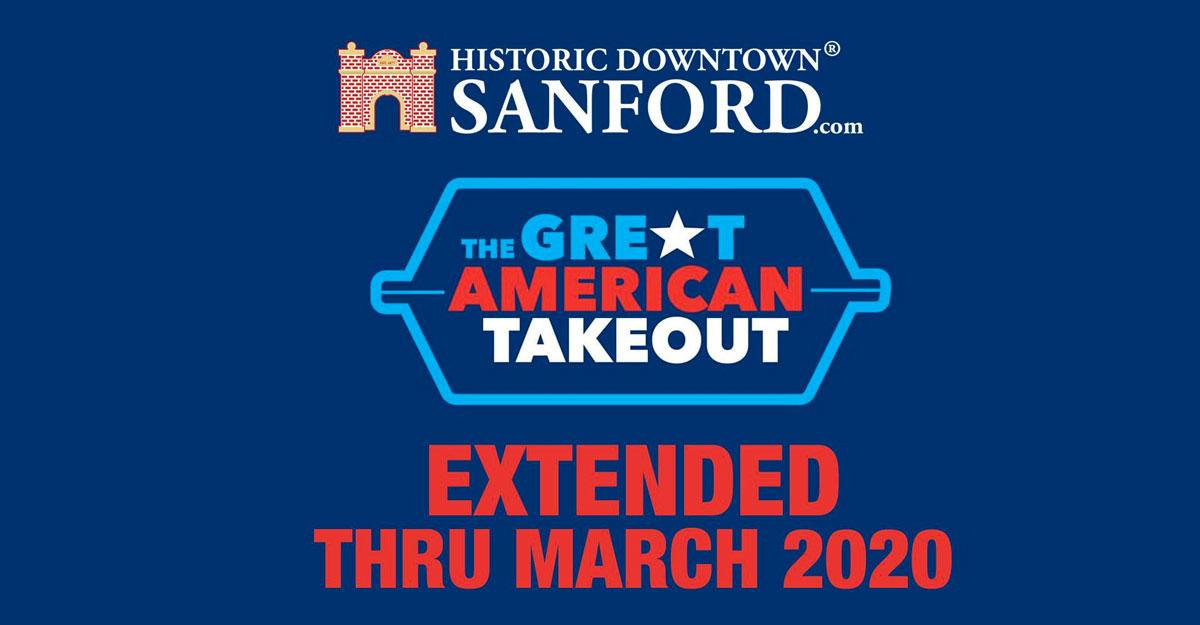 Great American Takeout Sanford Florida