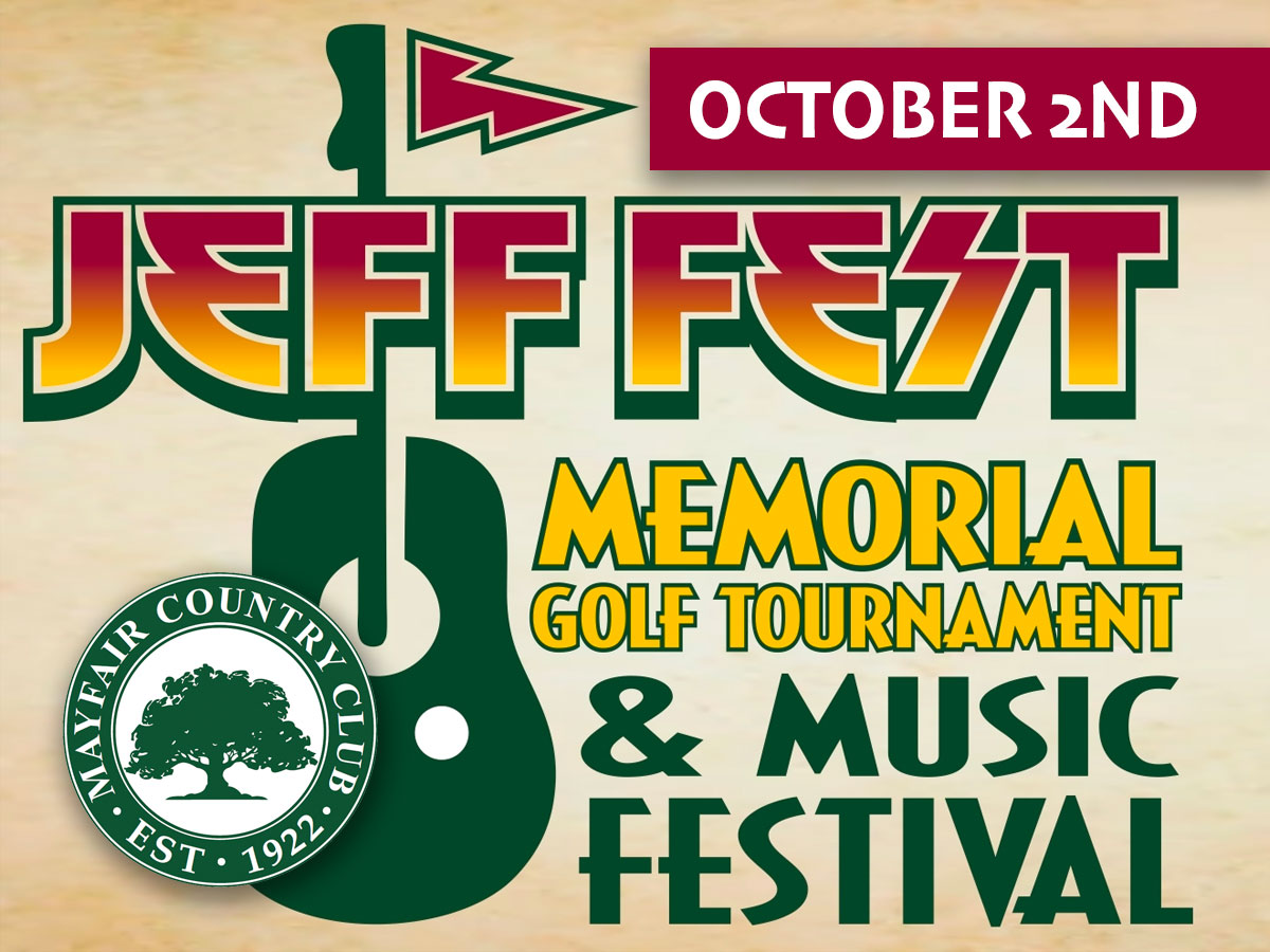 Jeff Fest Memorial Golf Tournament & Music Festival