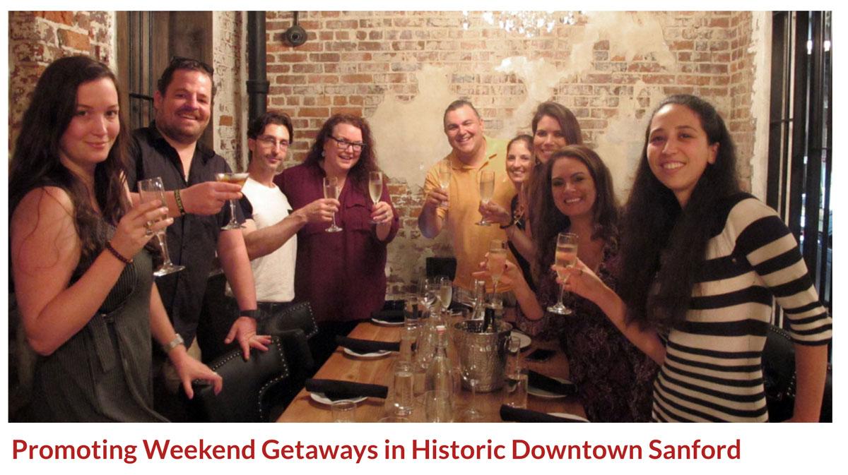 Weekend Getaways in Sanford